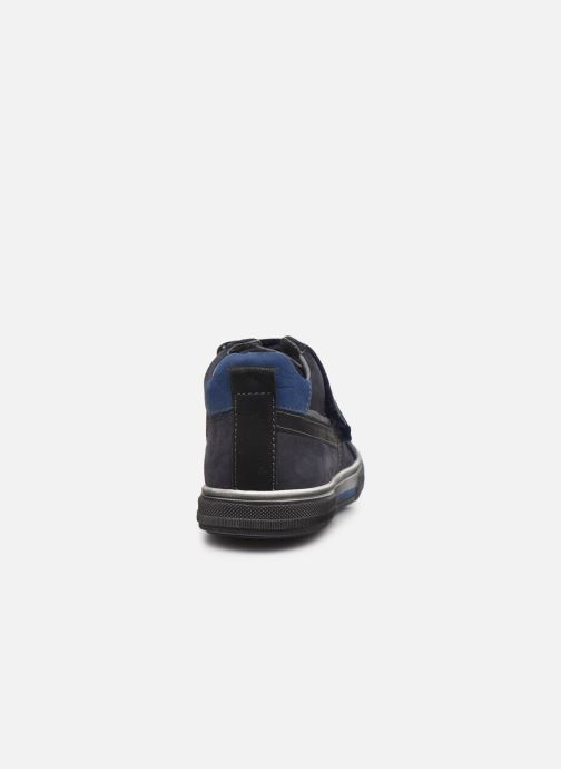 Sneaker Bopy Vilar blau ansicht von rechts