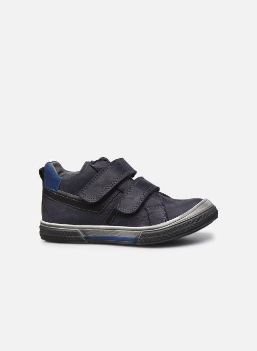 Sneaker Bopy Vilar blau ansicht von hinten