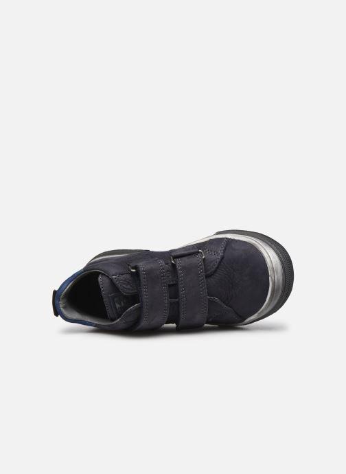 Sneaker Bopy Vilar blau ansicht von links