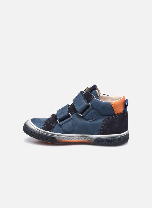 Sneakers Bopy Vemivel Azzurro immagine frontale