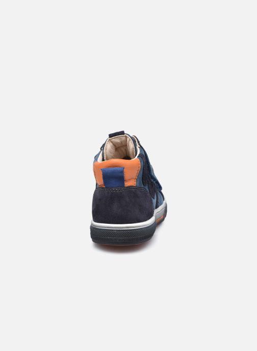 Sneakers Bopy Vemivel Azzurro immagine destra