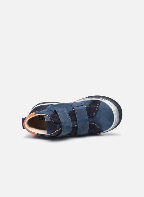 Sneakers Bopy Vemivel Blauw links