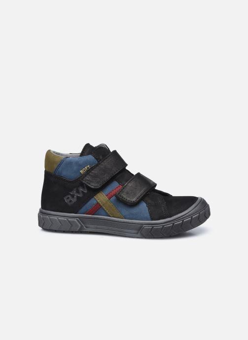 Sneakers Bopy Vartan Nero immagine posteriore