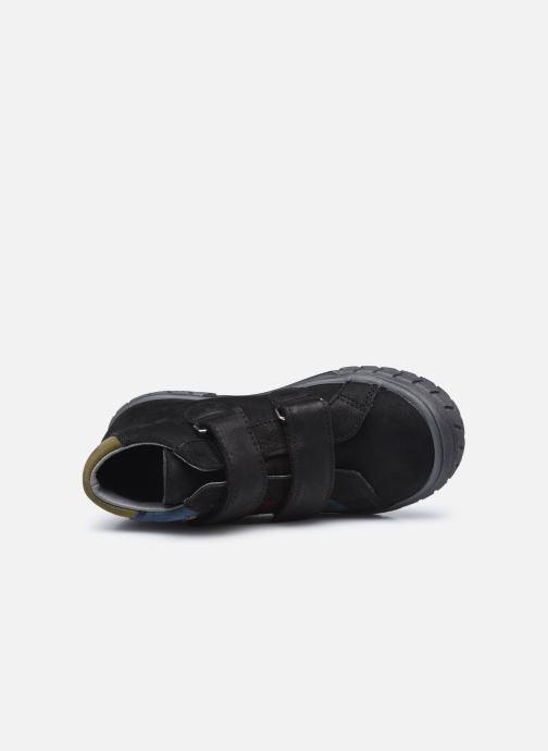 Baskets Bopy Vartan Noir vue gauche