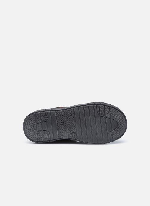 Baskets Bopy Vartan Noir vue haut