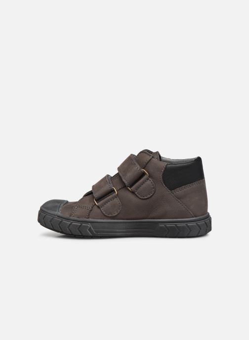 Sneakers Bopy Valeno Grigio immagine frontale