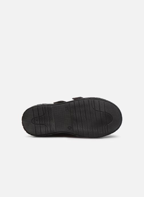 Sneakers Bopy Valeno Grigio immagine dall'alto