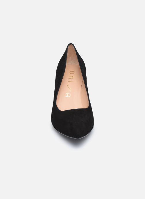 Zapatos de tacón Unisa TANELI Negro vista del modelo