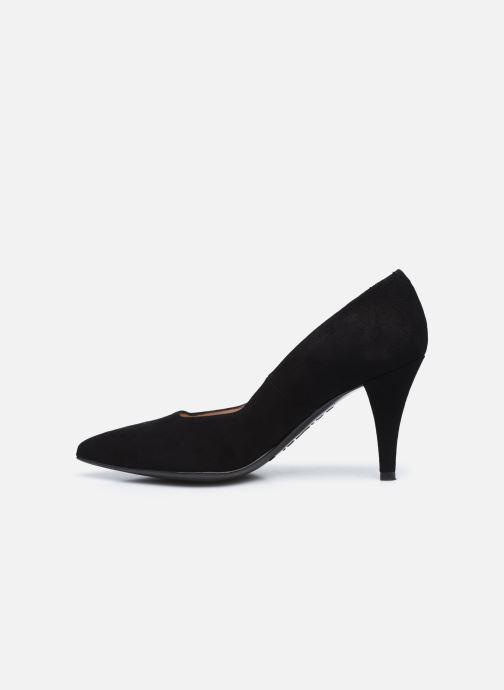 Zapatos de tacón Unisa TANELI Negro vista de frente