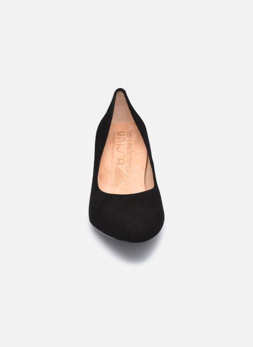 Escarpins Unisa MARIS Noir vue portées chaussures