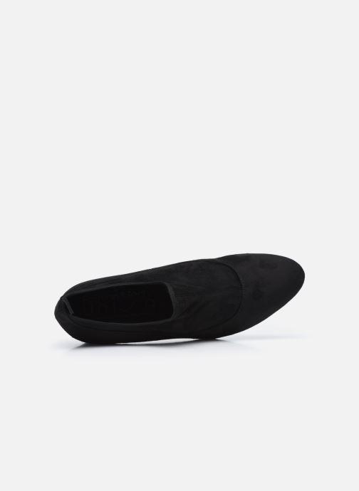 Stiefeletten & Boots Unisa MESI schwarz ansicht von links