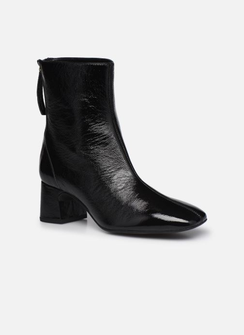 Stiefeletten & Boots Unisa MONCADA schwarz detaillierte ansicht/modell