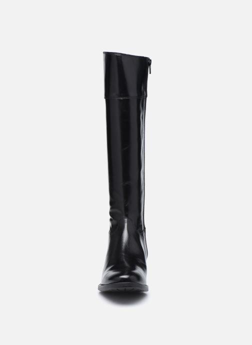 Stiefel Unisa ENERIZ schwarz schuhe getragen