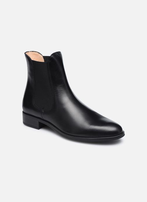 Stiefeletten & Boots Unisa BOYER schwarz detaillierte ansicht/modell