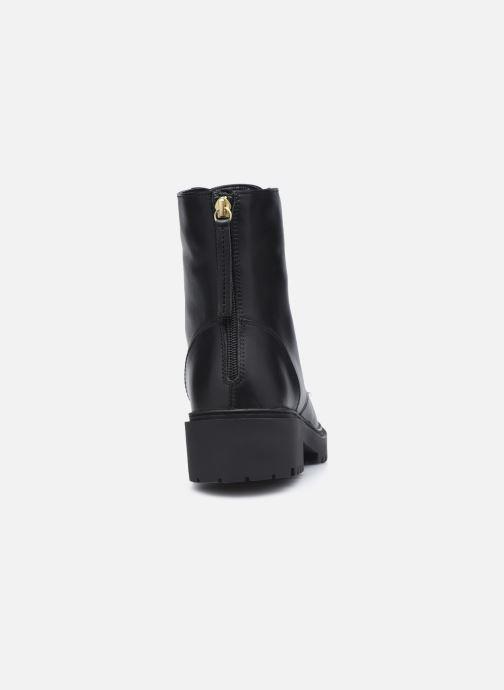 Stiefeletten & Boots Unisa GISPER schwarz ansicht von rechts