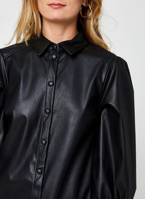 Kleding Pieces Pcsalira 3/4 Dress Zwart voorkant
