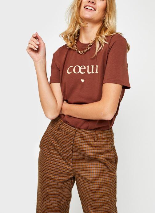 T-shirt - Pcraise Ss Tee