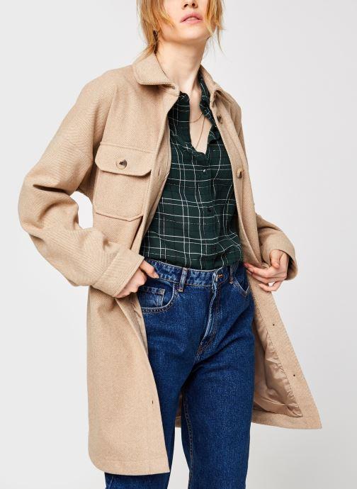 Kleding Accessoires Pcriema Overshirt Jacket