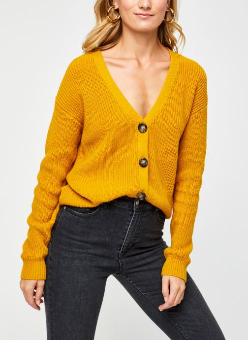 Tøj Accessories Pckarie Ls Knit Cardigan