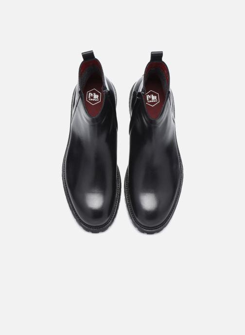 Bottines et boots Mr SARENZA Mutini Noir vue portées chaussures