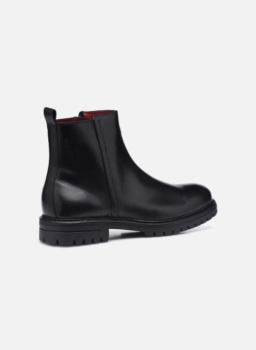 Bottines et boots Mr SARENZA Mutini Noir vue face