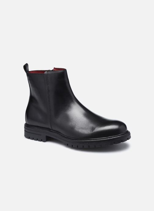 Bottines et boots Mr SARENZA Mutini Noir vue droite