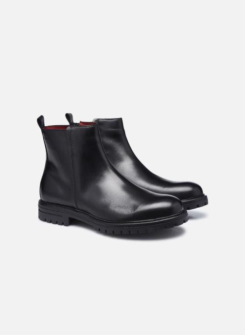 Bottines et boots Mr SARENZA Mutini Noir vue derrière