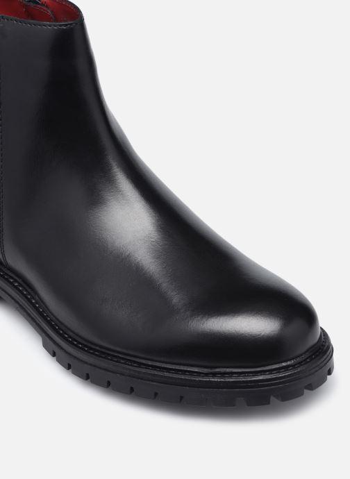 Bottines et boots Mr SARENZA Mutini Noir vue gauche