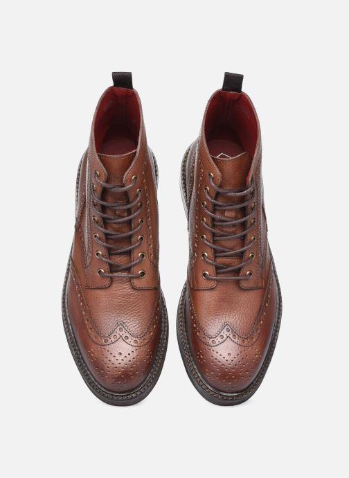Bottines et boots Mr SARENZA Maywood Marron vue portées chaussures