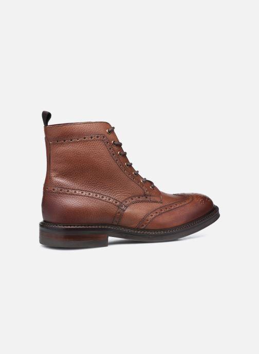 Bottines et boots Mr SARENZA Maywood Marron vue face
