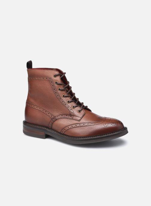Bottines et boots Mr SARENZA Maywood Marron vue droite