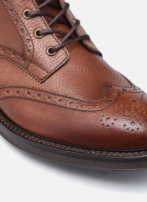 Bottines et boots Mr SARENZA Maywood Marron vue gauche