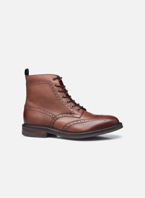Bottines et boots Mr SARENZA Maywood Marron vue détail/paire