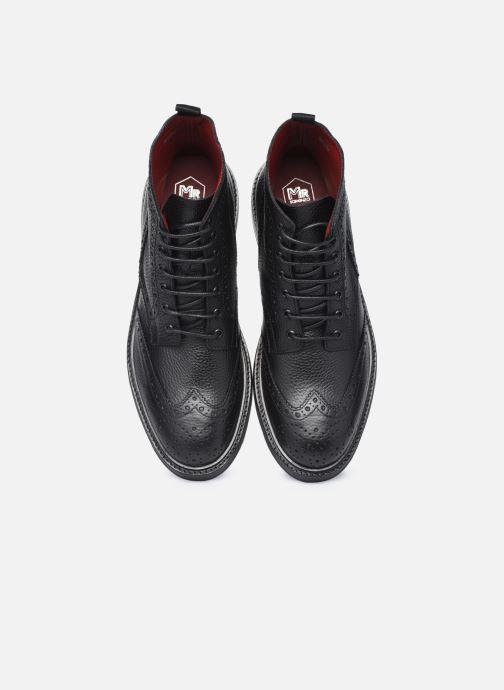 Bottines et boots Mr SARENZA Maywood Noir vue portées chaussures