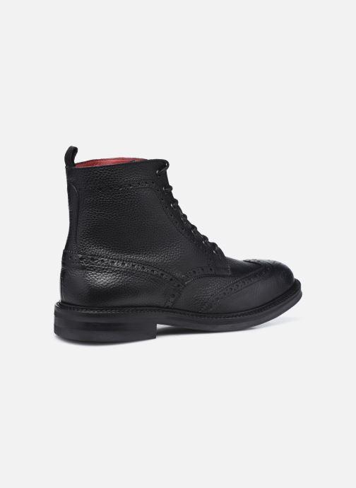 Bottines et boots Mr SARENZA Maywood Noir vue face