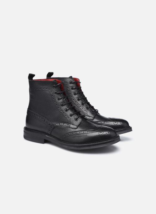 Boots en enkellaarsjes Mr SARENZA Maywood Zwart achterkant