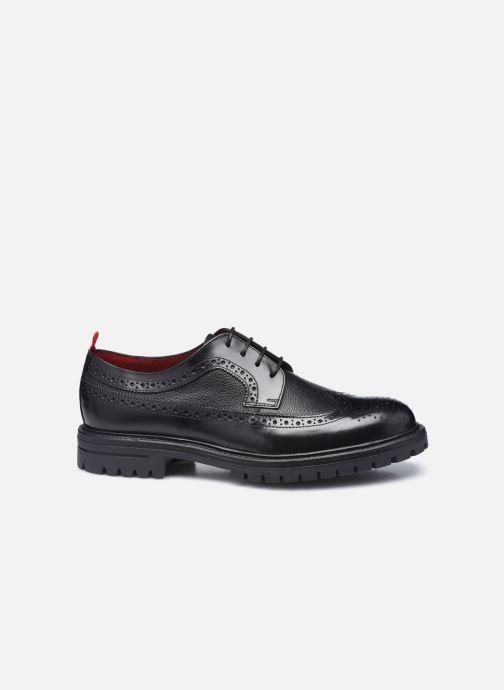 Zapatos con cordones Mr SARENZA Monti Negro vista de detalle / par