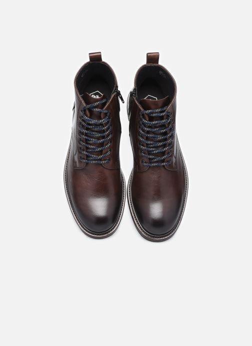 Bottines et boots Mr SARENZA Mayfair Marron vue portées chaussures