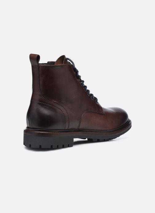 Bottines et boots Mr SARENZA Mayfair Marron vue face