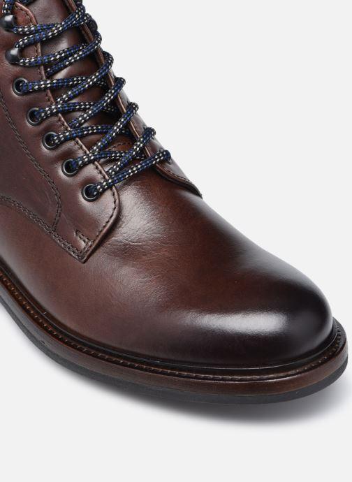 Bottines et boots Mr SARENZA Mayfair Marron vue gauche
