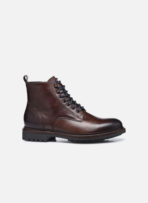 Bottines et boots Mr SARENZA Mayfair Marron vue détail/paire