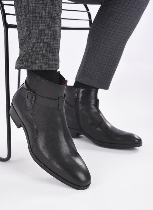 Bottines et boots Mr SARENZA Mancini Noir vue bas / vue portée sac