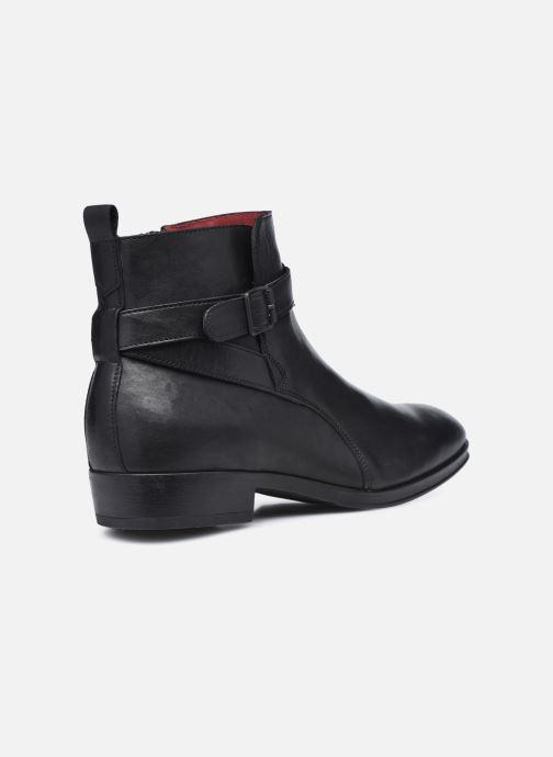 Bottines et boots Mr SARENZA Mancini Noir vue face