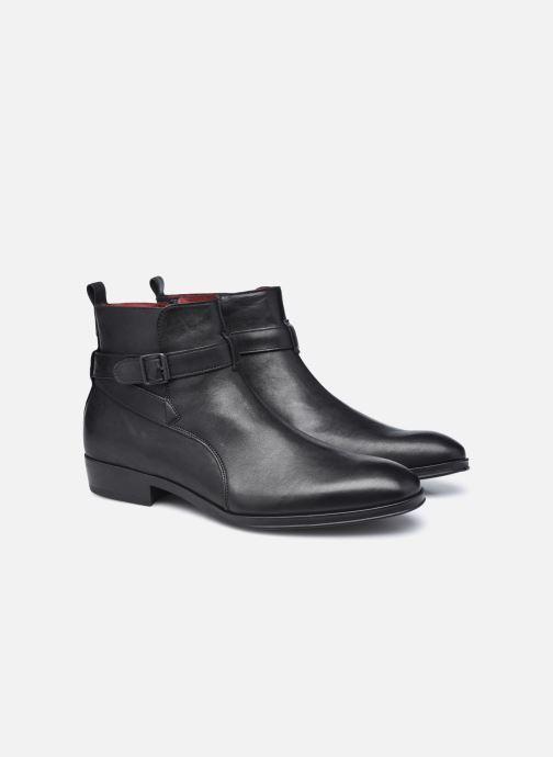 Bottines et boots Mr SARENZA Mancini Noir vue derrière