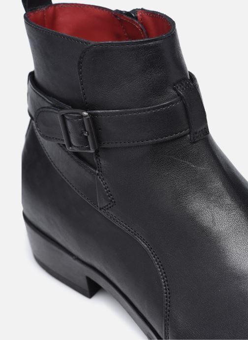 Bottines et boots Mr SARENZA Mancini Noir vue gauche