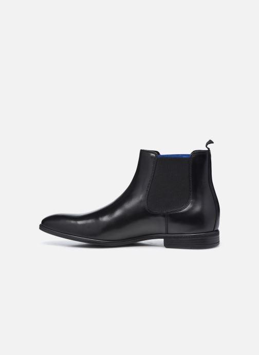 Bottines et boots Marvin&Co Melezio Noir vue face