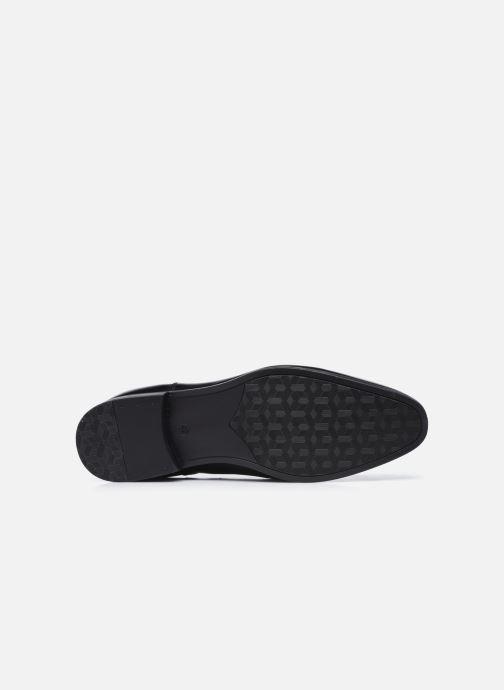 Bottines et boots Marvin&Co Melezio Noir vue haut