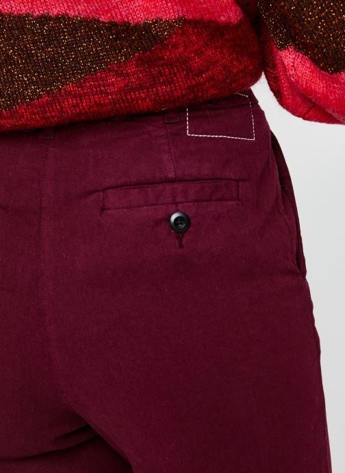 Vêtements Leon & Harper Phil A20 Violet vue face