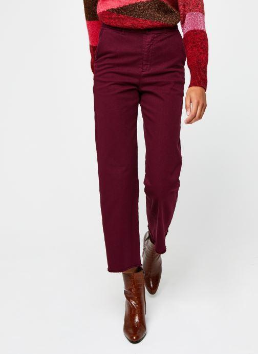 Vêtements Leon & Harper Phil A20 Violet vue détail/paire