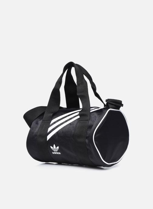 Bolsas de deporte adidas originals Mini D Nylon Negro vista del modelo